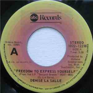 Denise La Salle - Freedom To Express Yourself mp3 flac download