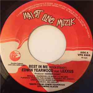 Edwin Yearwood feat. Lexxus - Best In Me mp3 flac download