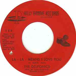 The Delfonics - La-La-Means I Love You / Can't Get Over Losing You mp3 flac download