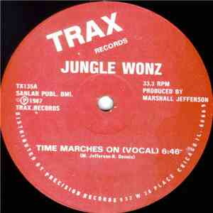 Jungle Wonz - Time Marches On mp3 flac download