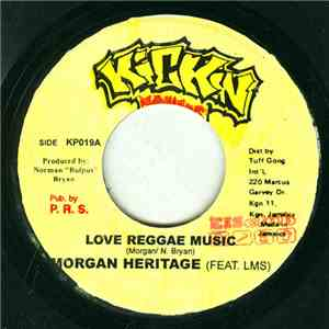 Morgan Heritage Feat. L.M.S. / L.M.S. - Love Reggae Music / Love The Most High mp3 flac download