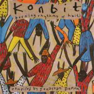 Various - Konbit (Burning Rhythms Of Haiti) mp3 flac download