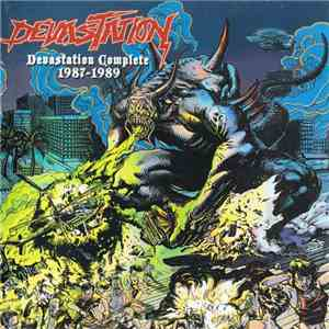 Devastation  - Devastation Complete 1987-1989 mp3 flac download