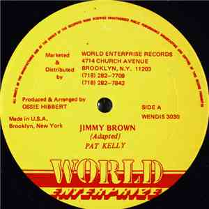 Pat Kelly - Jimmy Brown mp3 flac download