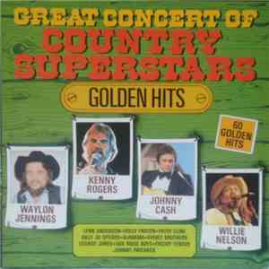 various - Great Concert Of Country Superstars mp3 flac download