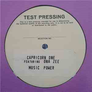 Capricorn One Featuring Ona Zee - Music Power mp3 flac download