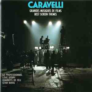 Caravelli - Grandes Musiques De Films / Best Screen Themes mp3 flac download