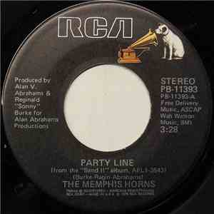 The Memphis Horns - Party Line mp3 flac download
