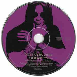 Ozzy Osbourne - I Just Want You mp3 flac download