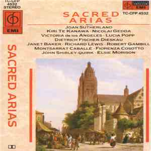 Various - Sacred Arias mp3 flac download