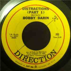 Bobby Darin - Distractions (Part 1) mp3 flac download