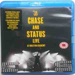 Chase And Status - Live At Brixton Academy mp3 flac download