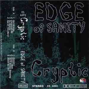 Edge Of Sanity - Cryptic mp3 flac download