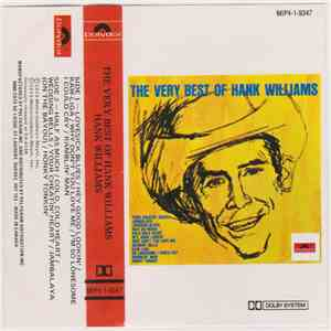 Hank Williams - The Very Best Of Hank Williams mp3 flac download