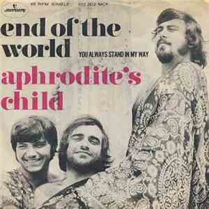 Aphrodite's Child - End Of The World mp3 flac download