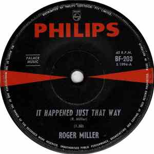 Roger Miller - It Happened Just That Way mp3 flac download
