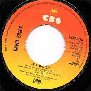 David Essex - If I Could mp3 flac download