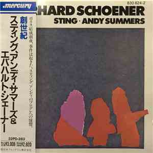 "Eberhard Schoener / Sting / Andy Summers - Music From ""Video Magic"" And ""Flashback"""