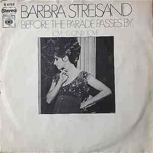 Barbra Streisand - Before The Parade Passes By mp3 flac download