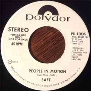 Saft  - People In Motion mp3 flac download