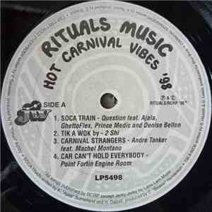 Various - Hot Carnival Vibes '98 mp3 flac download